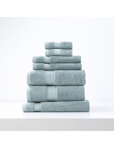 Renee Taylor Brentwood 650 GSM Low Twist Towel 7 Piece