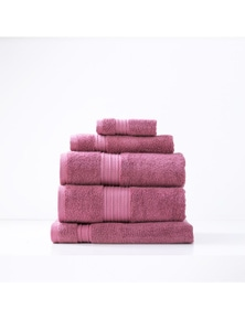 Renee Taylor Brentwood 650 GSM Quick Dry Towel 5 Piece