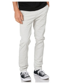 Swell Men's Tempest Chino Pant Cotton Fitted Elastane