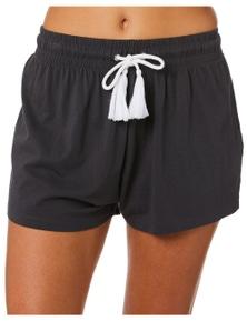 Swell Women's Driftwood Jersey Cotton Shorts