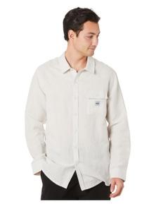 Depactus Men's KaliShirt Long Sleeve Cotton Soft