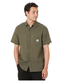 Depactus Men's Kali Short Sleeve Shirt Cotton Soft