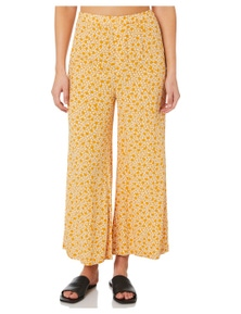 The Hidden Way Women's Sandy Cove Relaxed Pant Rayon