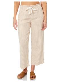 The Hidden Way Women's Sand Dunes Beach Pant Linen Rayon