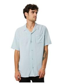 No News Men's Sosa Mens Shirt Short Sleeve Rayon