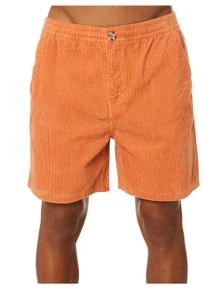 No News Men's Rhodes Cord Short Cotton Corduroy