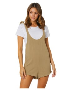 Swell Women's Tillman Linen/Cotton Playsuit
