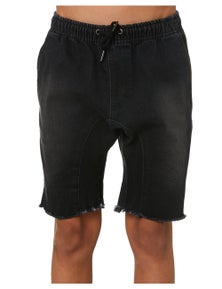 Swell Boys Denim Jogger Short