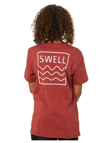 Swell Boys Box Short Sleeve Cotton Tee