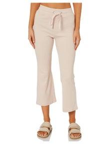 Swell Womens Oasis Rib Jersey Pants