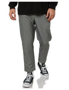 No News Men's Reading Pant Fitted Rayon