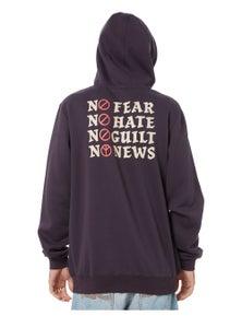 No News Men's No Fear Pop Hood