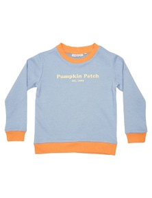 Pumpkin Patch Girls Paradise French Terry Sweatshirt