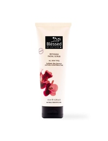BLESSED  BY NATURE  RETONING FACIAL SCRUB 125ML