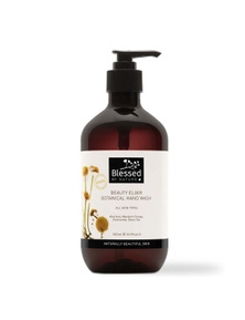 BLESSED  BY NATURE  BEAUTY ELIXIR BOTANICAL HAND WASH 500ML