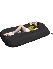 Good Vibes Green Air Pod Air Bed