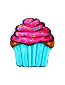 Good Vibes Jumbo Cupcake Airmat Inflatable Float