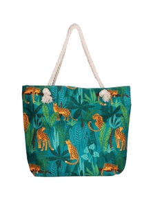 Good Vibes Wild Thing Beach Bags