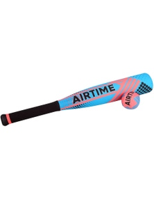 Good Vibes Airtime Neoprene Baseball Bat & Ball