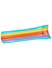 Good Vibes Retro Stripe Air Mat