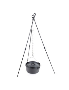 Wildtrak CAMP OVEN TRIPOD 90CM STEEL