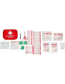 Wildtrak Compact First Aid Kit - 51 Piece