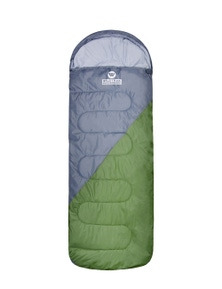 Wildtrak GIBB HOODED SLEEPING BAG 10 TO 15C