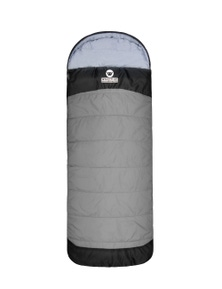 Wildtrak MURRAY HOODED JUMBO SLEEPING BAG 0 TO -5C