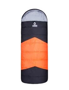 Wildtrak BREMER HOODED JUMBO SLEEPING BAG 0 TO -5C
