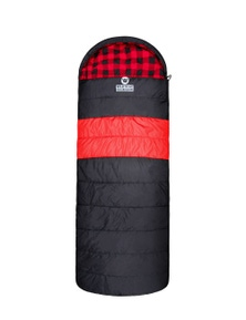 Wildtrak KALGAN HOODED JUMBO SLEEPING BAG -2 TO -7C