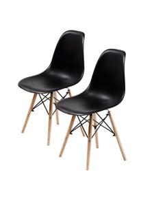 La Bella High Quality PP Eames DSW Dining Chair (2 Pcs)