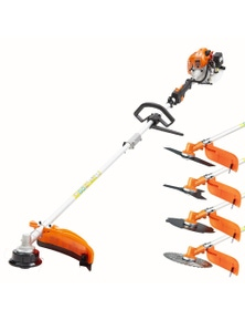Dynamic Power 26cc 2 Stroke Engine Whipper Snipper + 4 Blades (5 in 1)