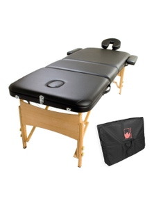Forever Beauty Wooden Portable Massage Table