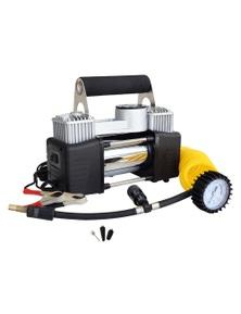 Dynamic Power 12V Mini Portable Air Compressor 65L/Min.