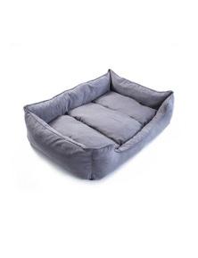 Paw Mate Pet Suede Sofa HUSK L