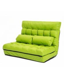 La Bella Lounge Sofa Leather Double Bed