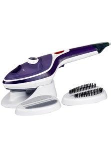 TODO Steam Brush Iron Travel Handheld Portable Clothes Steamer Garment Brush - Purple
