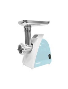 TODO Electric Meat Grinder Sausage Maker Filler Mincer 800W - Blue