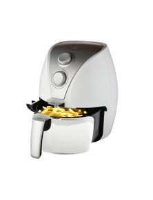 TODO 2.5L 1500W Air Fryer Convection Oven Fan Forced Multi Function Cooker Analog - White