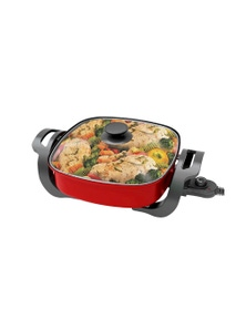 TODO 1500W Electric Frying Pan Skillet Multi Function Cooker XJ-12201