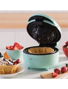 TODO Waffle Bowl Maker - Green