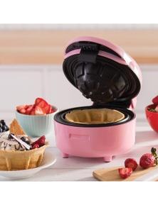 TODO Waffle Bowl Maker - Pink