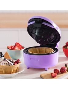 TODO Waffle Bowl Maker - Purple