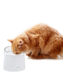 TODO Smart Pet Water Fountain with Filter