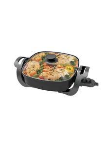 TODO 1500W Electric Frying Pan Skillet Multi Function Cooker XJ-12201