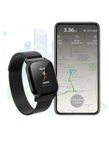 """Bluetooth V5.0 Smart Watch GPS Track Heart Rate Blood Pressure 1.3"""""""