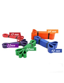 Heavy Duty Resistance Band Loop Exercise