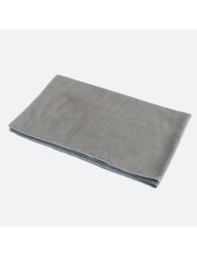 Yoga Pilates Hand Towel Mat - Microfiber 67cm - Grey