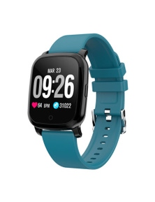 Bluetooth Smart Watch with Thermometer and Heart Rate Monitor