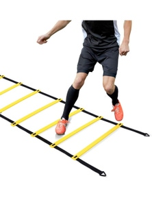 4m 8 Rung Agility Ladder + Carry Bag